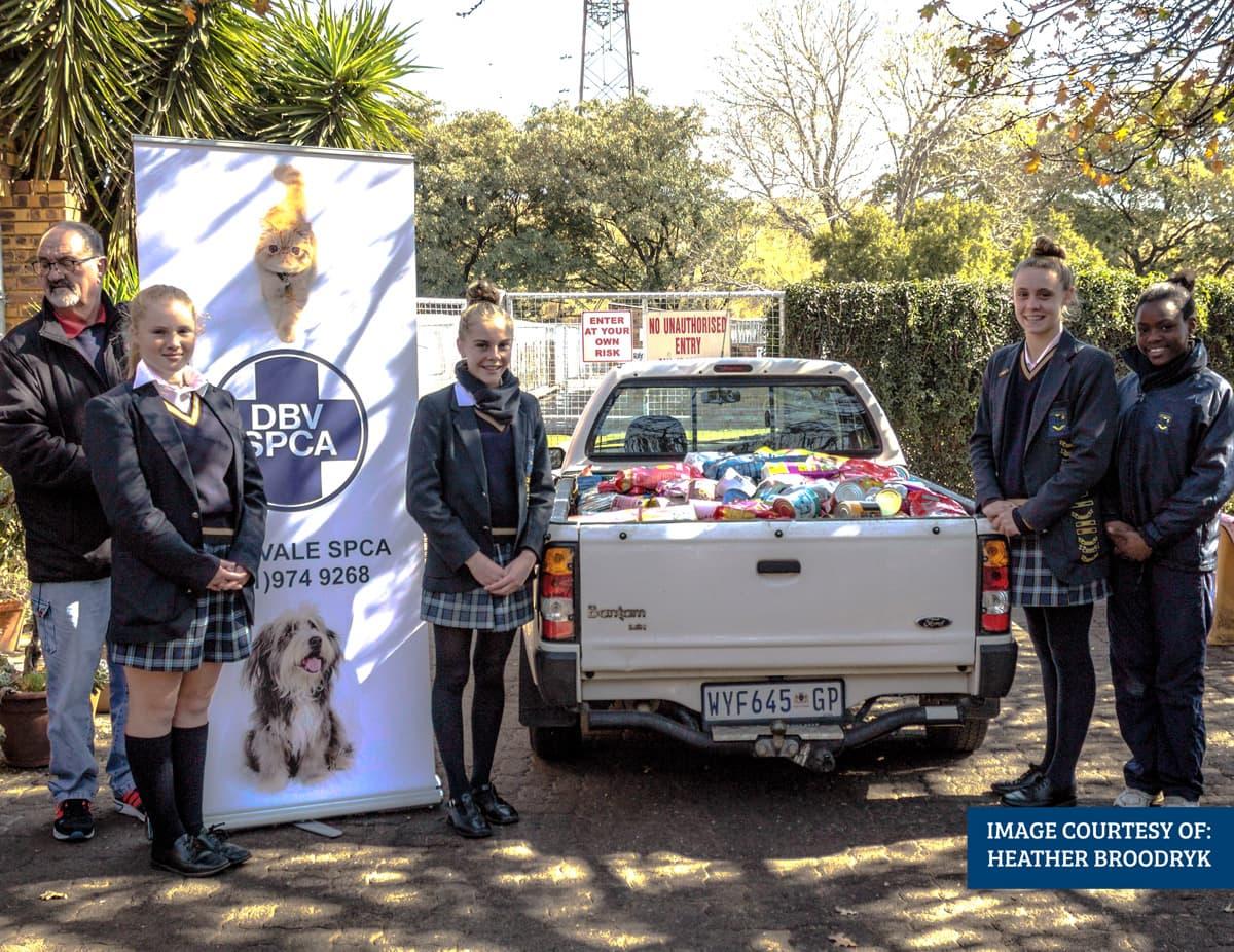 Celebrating the gift of giving this Mandela Day - JOCK Dog Food