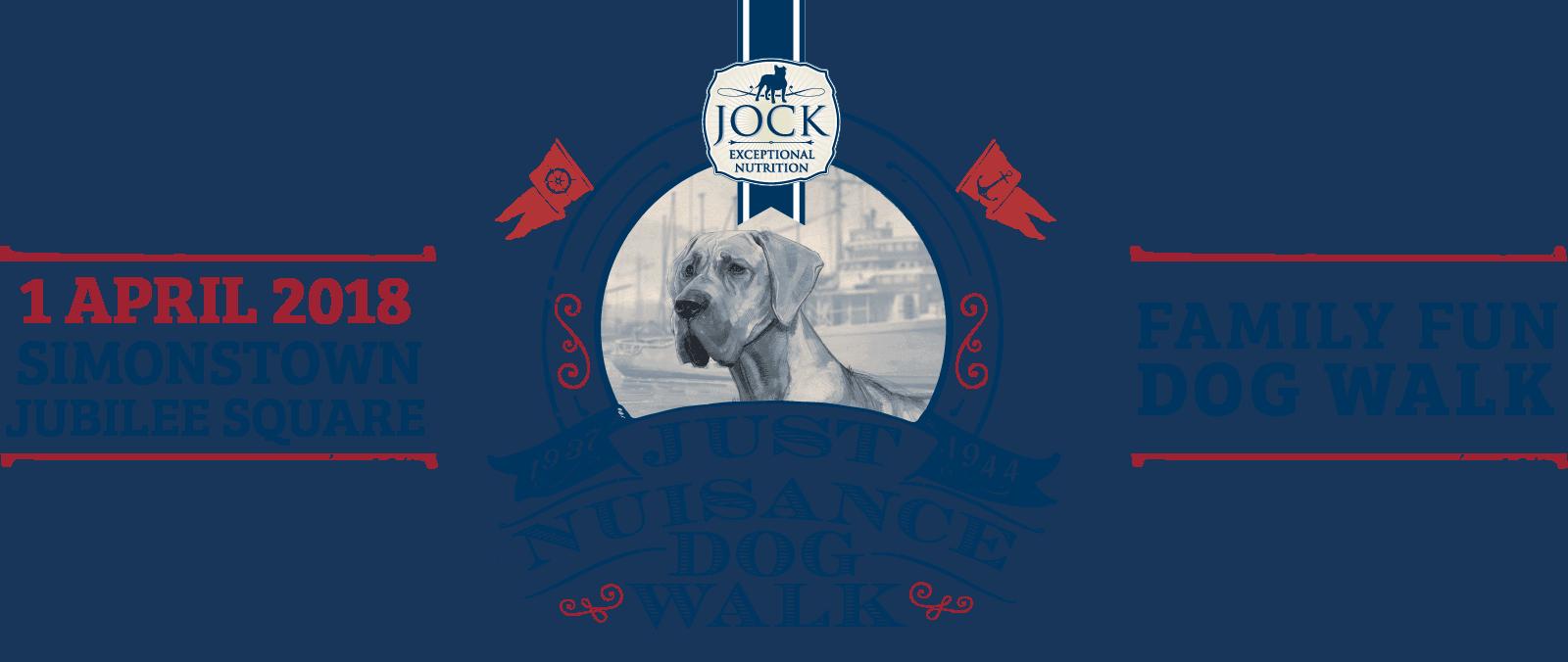 Just Nuisance Dog Walk